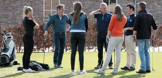 Leden Golfbaan Prise